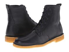 Clarks Desert Mali Boot Navy Leather - Zappos.com Free Shipping BOTH Ways