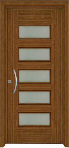 Puertas con arco de medio punto en aluminio lacado blanco for Modelos de puertas de aluminio para interiores