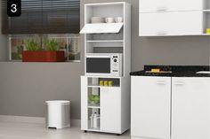 45 mejores imágenes de MUEBLES AUXILIARES COCINA | Kitchen Storage ...