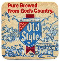 Beer Brands: Heileman's Old Style