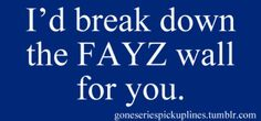 Stuck in the FAYZ? Try these pick-up lines to get the person of your dreams! Gone Series, Feeling Lonely, Pick Up Lines, Book Fandoms, Book Lovers, Good Books, Dreaming Of You, Feelings, Movies