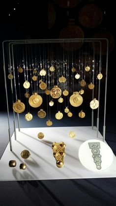 Goldtreasure Wiuwert friesland middle ages