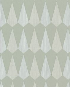 Esther 03 tapet från Engblad & Co - Tapetorama Woodstock, Pattern Wallpaper, Display, Texture, Quilts, Blanket, Retro, Wallpapers, Patterns