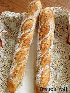 ☆お家にあるもので フランスパン☆ by itarunrun [クックパッド] 簡単おいしいみんなのレシピが137万品