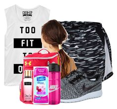 """""""Gym Class"""" by taeler-dance14 ❤ liked on Polyvore featuring NIKE"""