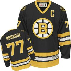 9388a9107 Ray Bourque jersey-Buy 100% official CCM Ray Bourque Men s Authentic Black  Jersey Throwback