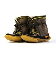 tribal moccasins