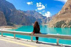 Hunza Attabad Lake, #Pakistan