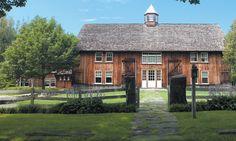 Beautiful Barn. Alicia Orrick design.