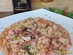 Risotto di mare  #ricette #food #recipes