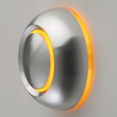 True Illuminated Doorbell Button by Spore ...would make for great holiday gifts for parents & siblings too!