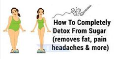 Lose Weight and Feel Better Sugar Detox in 3 Days