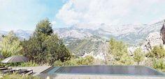 El primer hotel paisaje de España llega al Valle de Guadalest