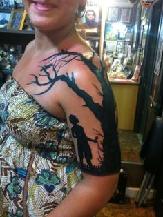 60+ Literary Tattoos: From the Amazing to the 'What Were You Thinking?!' | A BookLover's Diary