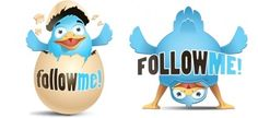 2 Awesome Twitter Icons icons pack