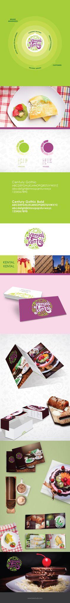Kenyal Kental Pudding Factory - Yogyakarta, Indonesia