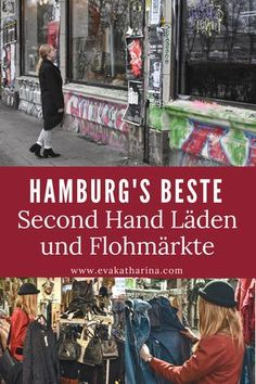 second hand shopping in hamburg die besten l den flohm rkte hamburg pinterest reisen. Black Bedroom Furniture Sets. Home Design Ideas