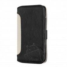 Tasche für LG G Pro 2 Cruzerlite Bugdroid Circuit Intelligent Wallet Schwarz weiß 19,99 €
