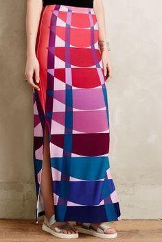 Mara Hoffman Aurae Maxi Skirt #AnthroFave