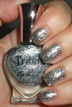 Wendys Delights: Born Pretty Glitter Sparkle Shimmer Metal Nail Art Holo Polish Number 13 Use Code MTL91 for 10% discount at Born Pretty Store