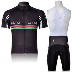 2011 Nalini Falcone Cycling Skin Suit Black