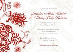 30+ Free Wedding Invitations Templates | 21st - Bridal World - Wedding Ideas and Trends