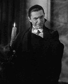 Bela Lugosi's Dracula.  Classic horror.