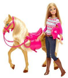 Barbie Tawny Horse and Doll Set Mattel http://www.amazon.com/dp/B00ERK4398/ref=cm_sw_r_pi_dp_XRkQtb08Z17RCQ5C