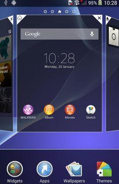 Beautiful.  New Sony Xperia Z2 details leak Www.sony.com/WSU