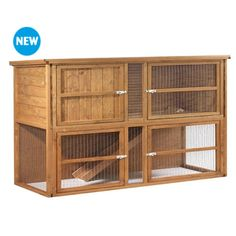 Rabbit hutch - thinking about adding a couple of bunnies to the family.