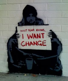 i want change : me good friend sent this picture from dresden germany   urban_folklore