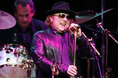 Van Morrison knighted.