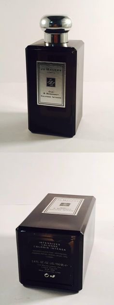 Unisex Fragrances: Jo Malone Oud And Bergamot Cologne Intense 3.4Oz 100Ml Spray No Box BUY IT NOW ONLY: $154.64