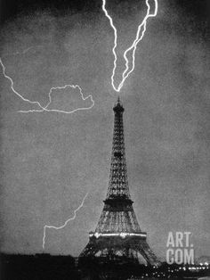 Thunder and Lightning Photo by M.g. Loppe at Art.com