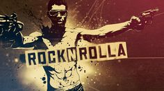 Rock'n'Rolla opening credits by Prologue