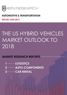 The US Hybrid Vehicles Market Outlook to 2018 - Government Strategy and Cost Effective Hybrids to Escalate Demand presents a comprehensive analysis of the industry covering aspects including market size by volume sales and market segmentation by plug-in and full/mild hybrids; by states and metropolitan areas.