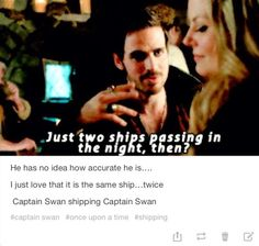 """Once shipping complexities. 