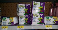 Kandoo Wipes Just $1.38 At Walmart!