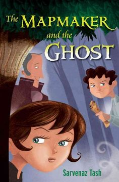 The summer before starting middle school, when eleven-year-old Goldenrod Moram sets out to make a very accurate map of the forest behind her home, she discovers a band of troublemakers, a mysterious old lady, and the ghost of her explorer idol.