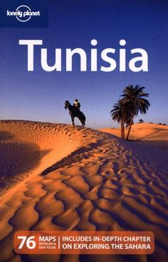 Lonely Planet Tunisia (Travel Guide) by Donna Wheeler Paperback Lonely Planet, Travel Advice, Travel Guide, Travel Flights, Flight And Hotel, Rock Pools, Africa Travel, North Africa, Guide Book