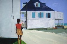 Robert M. Cunningham, Bahamas Painting