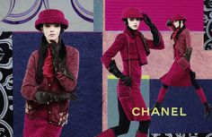 CHANEL'S vibrant Fall 2016 campaign turns heads and warms hearts  BY SHAYLA KELLY  For his Fall 2016 campaign, Chanel's creative director, Karl Lagerfeld, embraces the artistic side of …