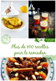 Organisation et idées recettes pour ftour et repas de ramadan