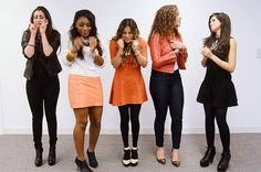 You've just remembered that kittens exist: | All The Fifth Harmony Reaction GIFS You'll Ever Need