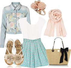 """""""park outfit"""" by p-aradise ❤ liked on Polyvore"""