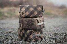 Billy Boxes, by Harvest Beard. #handmade #doppkit