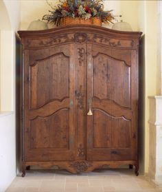 antique armoire doors - Google Search