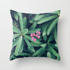 pink+gooey+Throw+Pillow+by+Sarah+Brust+-+$20.00