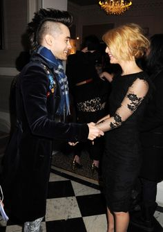 Reunion! Claire Danes & Jared Leto I LOVED My So Called Life!