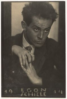 Anton Joseph Trcka. Egon Schiele. 1914. Metropolitan Museum of Art, Gilman Collection, Purchase, Ann Tenenbaum and Thomas H. Lee Gift, 2005.